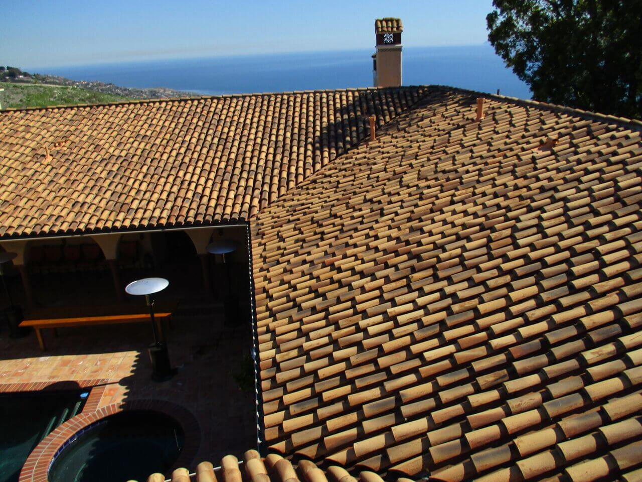 Tile Roofing Contractor New Tiles Amp Repairs R Haupt