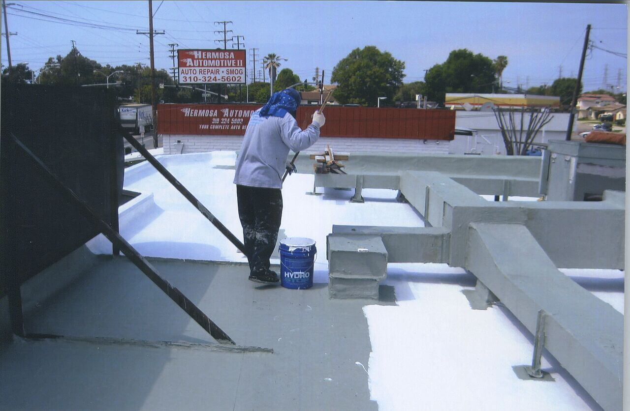 Title 24 Compliant Coatings Roofing Contractor R Haupt