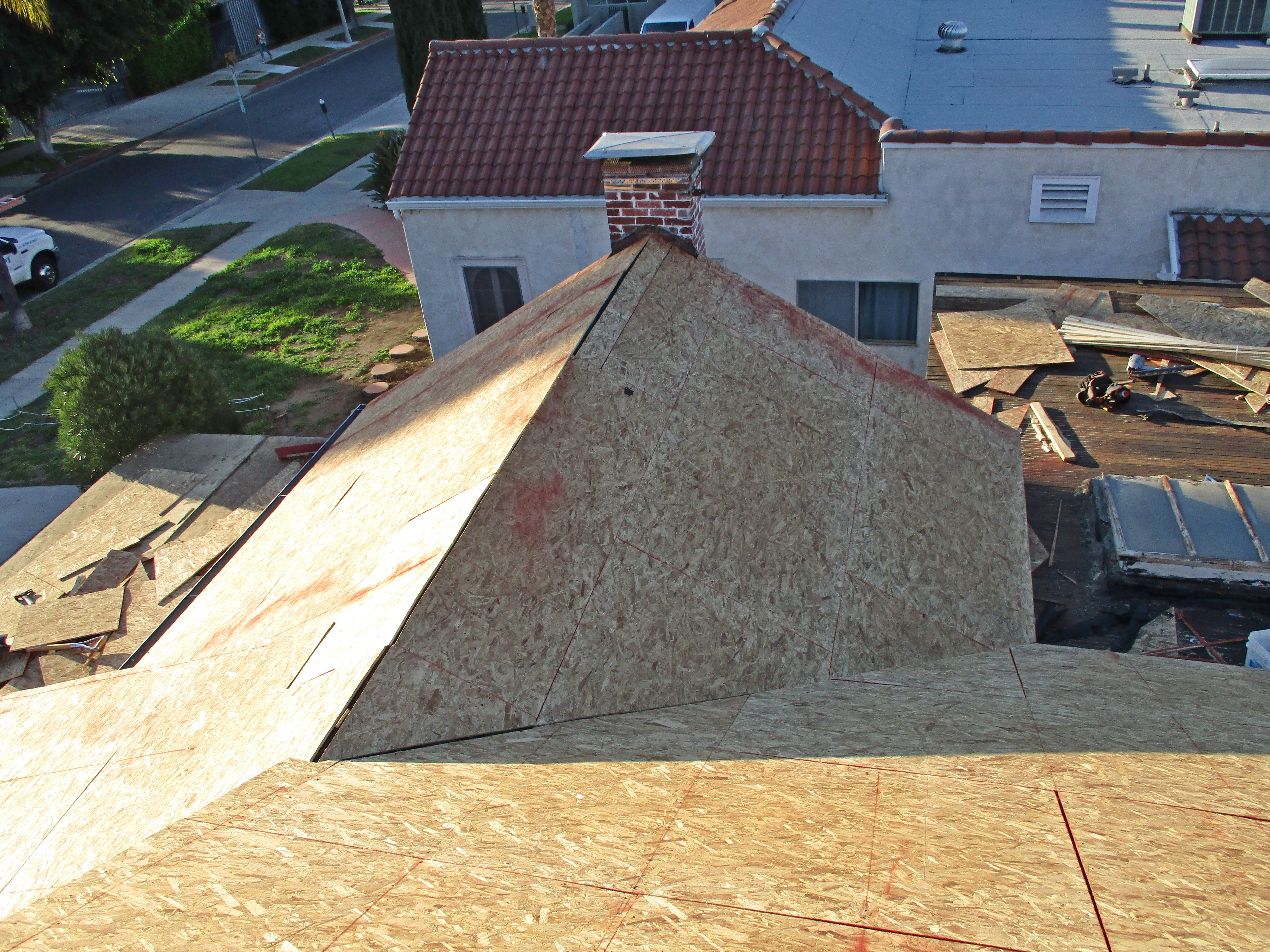 Photos Of Our Commercial Amp Residential Recent Roofing
