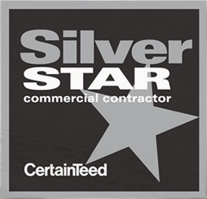 Certainteed Silver Star roofer certification