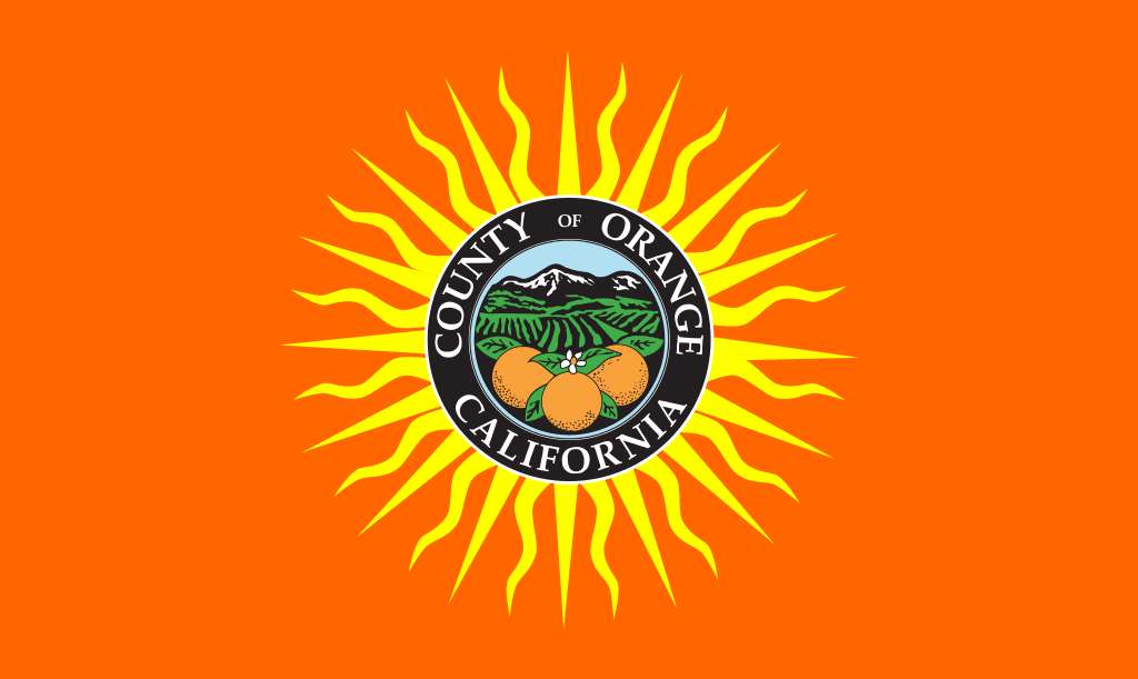 Orange County's Flag
