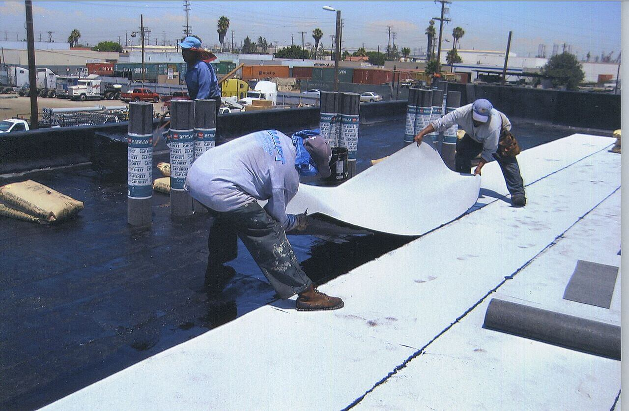 Cap roofing contractor in los angeles r haupt roofing for Does new roof affect appraisal