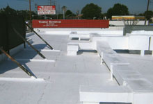 Acrylic Roof Coating LA County