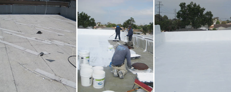 EVER ROOF Roof Coating