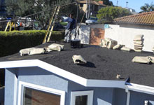 Tar Roofing Los Angeles County