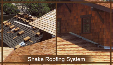 Wood Shake Reroof LA County