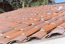 Cement Tile Roof LA County
