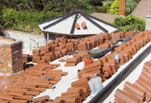 Clay Tile Roof Los Angeles
